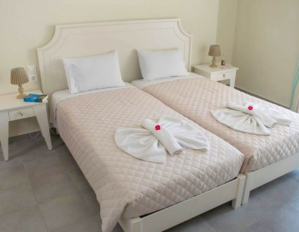 Amfilissos Hotel - Double Room - 1st Building